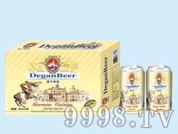 德干啤酒325ML