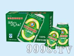 青岛国际优质啤酒325ML