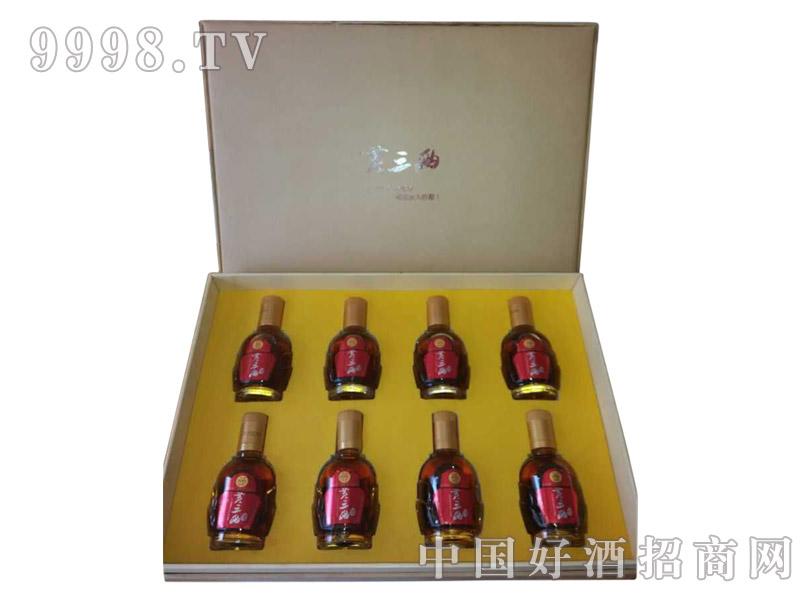 黄三两保健养生酒礼盒