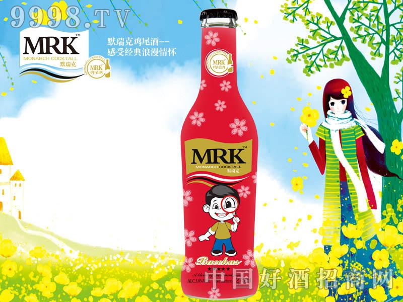(新品)默瑞克卡通鸡尾酒草莓味