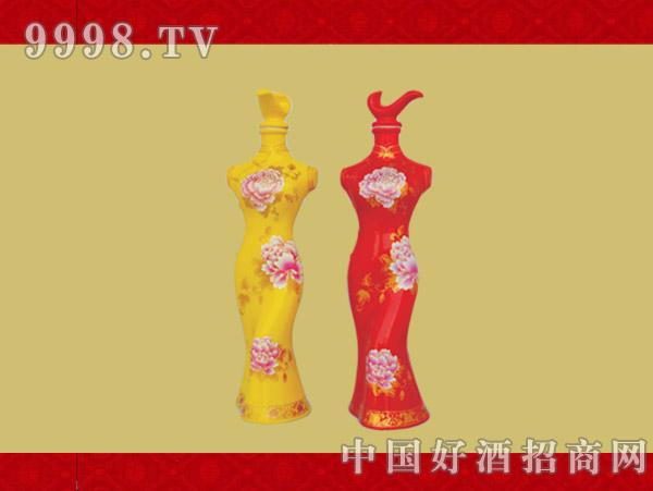 金水泉旗袍原浆酒