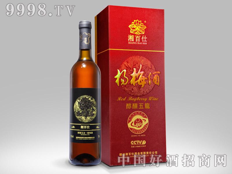 湘百仕醇酿五龙・杨梅酒