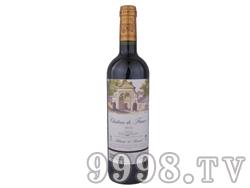 法国梅洛红葡萄酒2012