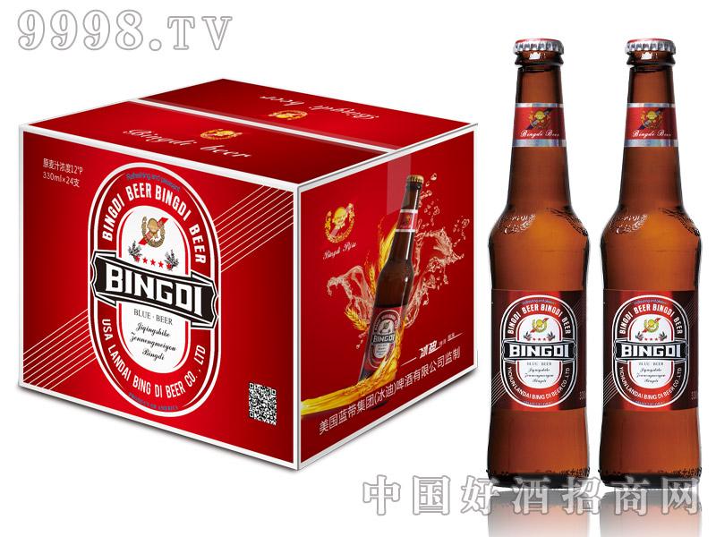 12°330ML冰迪啤酒超爽