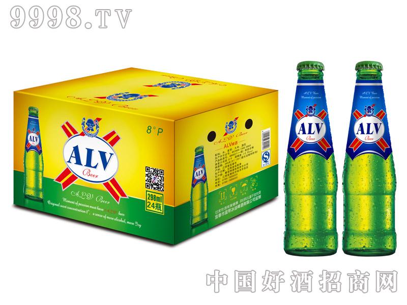 8度298ML冰迪啤酒ALV