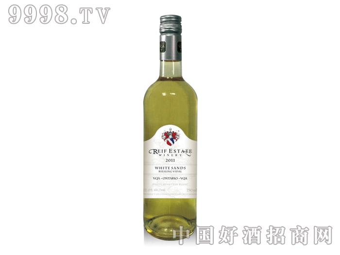 加拿大白沙干白葡萄酒