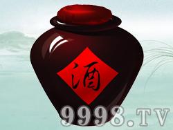 散酒-高粱老酒头60°