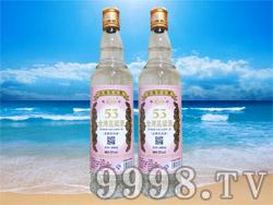 台湾高粱酒600毫升53度1×12
