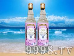台湾高粱酒600毫升58度1×12