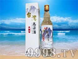 台湾高粱酒600毫升52度1×6