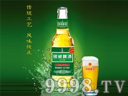 330ml银威啤酒中国梦-白瓶