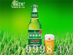 330ml银威啤酒中国梦-青瓶