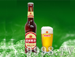 330ml银威啤酒圆梦中国-棕瓶