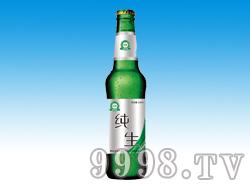 佰和纯生啤酒330ml