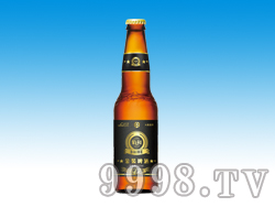 佰和金装啤酒330ml黑瓶