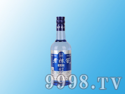 老陈窖酒蓝柔陈酿42°248ml白标