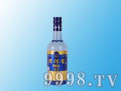老陈窖酒蓝柔陈酿42°248ml黄标
