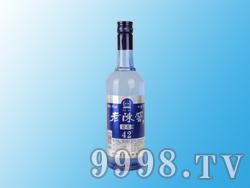 老陈窖酒蓝柔陈酿42°500ml白标