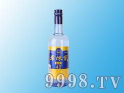 老陈窖酒蓝柔陈酿42°500ml黄标