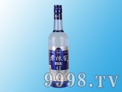 老陈窖酒蓝柔陈酿42°750ml白标