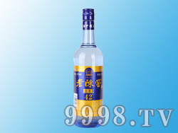 老陈窖酒蓝柔陈酿42°750ml黄标