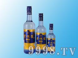 老陈窖酒蓝柔陈酿42°黄标