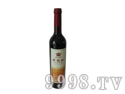 白洋河贵族红全汁葡萄酒