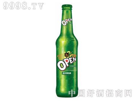 黄河啤酒・OPEN