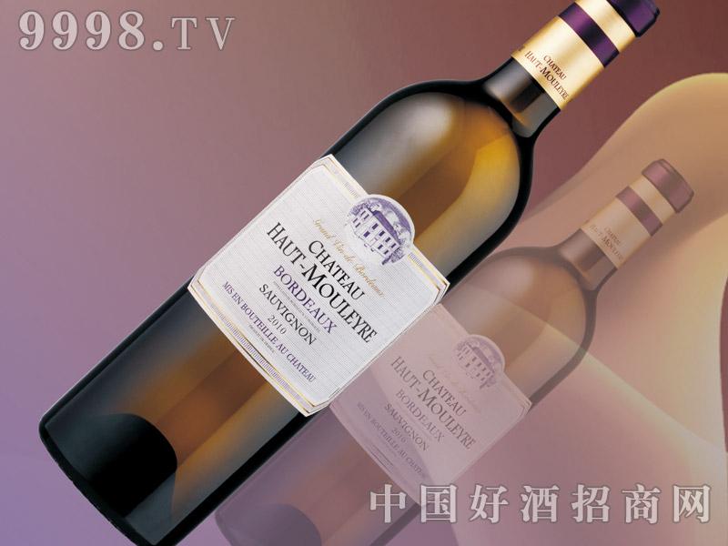 上穆丽酒庄干白葡萄酒