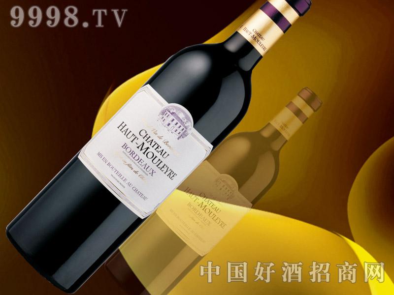 上穆丽酒庄(橡木桶陈酿)干红葡萄酒