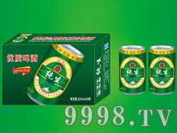 崂山泉啤酒330ml纯生易拉罐