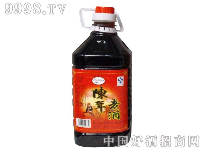 绍兴黄酒陈年老酒2.5L