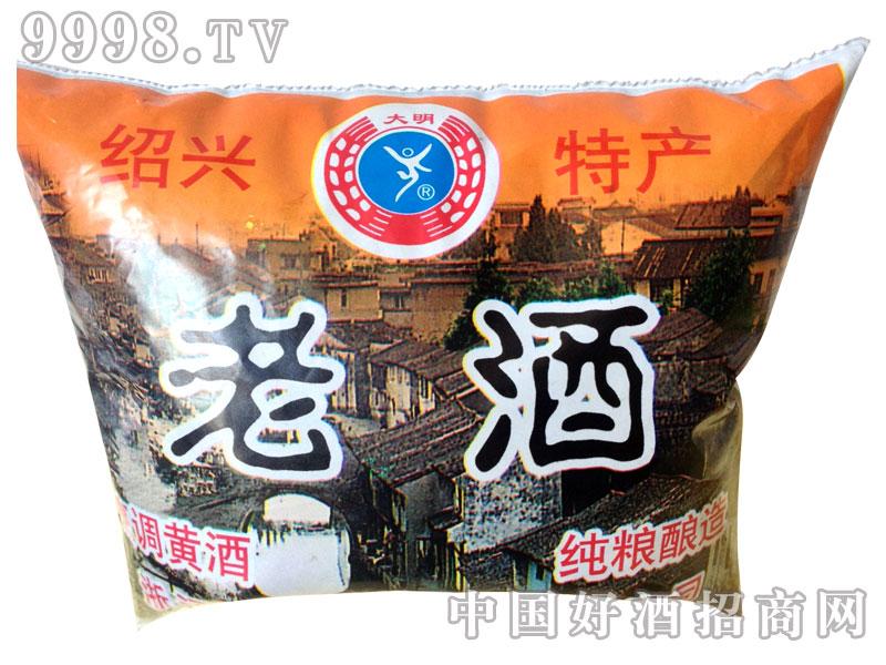 320ml袋包绍兴老酒