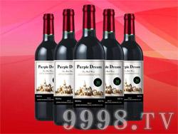 M梦幻城堡干红葡萄酒
