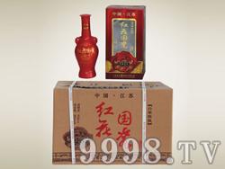 红花国瓷・荣华富贵