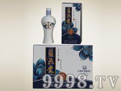 蓝花瓷・醇柔15