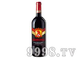 恒大蒙特普尔红葡萄酒