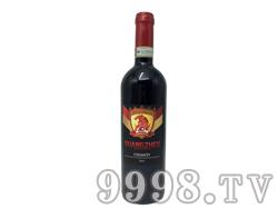 恒大基安蒂红葡萄酒