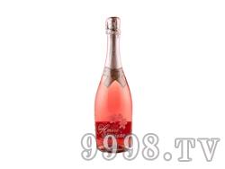 桃红起泡酒
