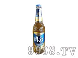 库朗冰樽V8啤酒