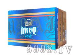 库朗冰纯包装盒
