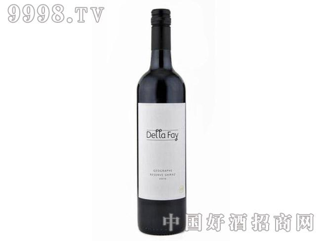 黛拉·菲设拉子红葡萄酒2010