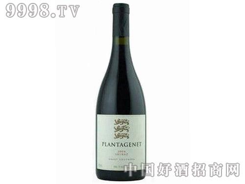 狮子王(金雀花王朝)设拉子干红葡萄酒2009