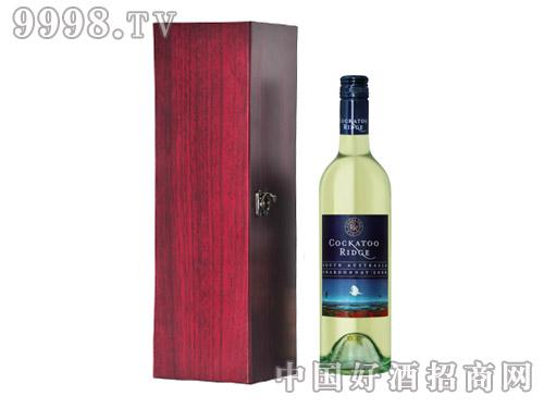 白鹰脊霞多丽干白葡萄酒2008