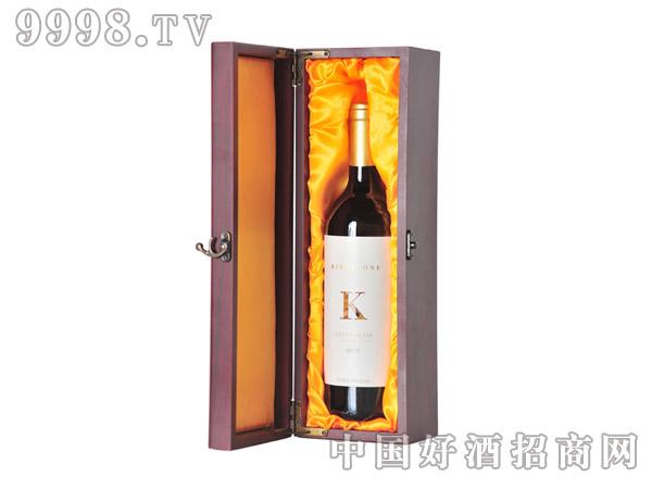 k宝石霞多丽干红葡萄酒2005