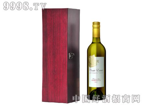 康特庄园樱草花巷霞多丽干白葡萄酒2007
