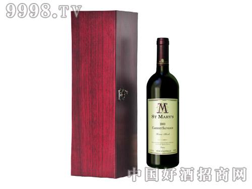 圣玛丽亚梅洛干红葡萄酒2003