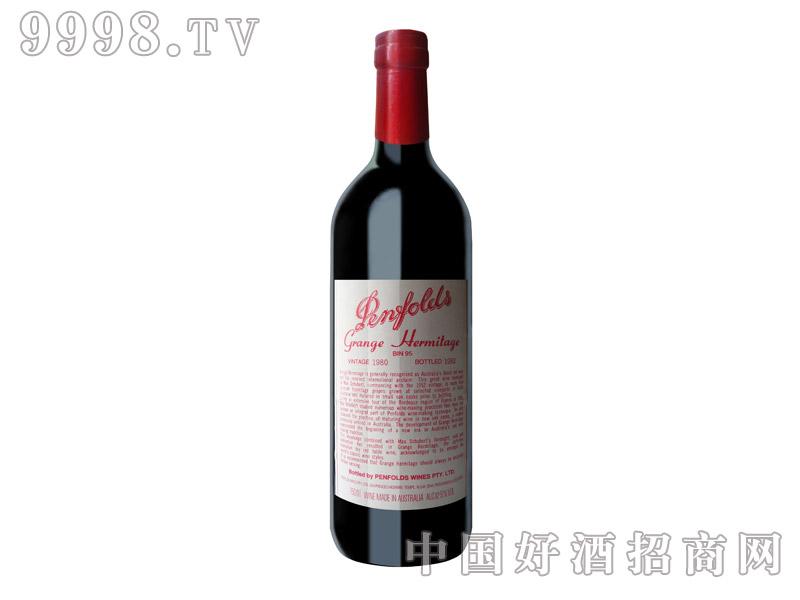 奔富葛兰许Penfold Grange尊贵的红葡萄酒
