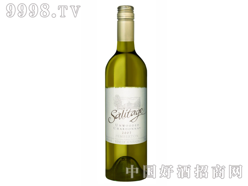 萨丽塔格庄园金牌霞多丽干白葡萄酒2007