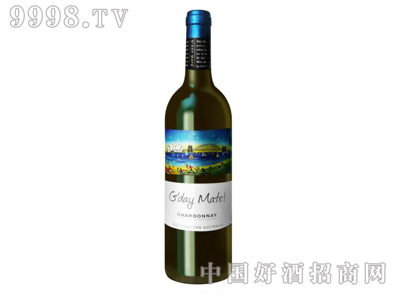 好兄弟霞多丽干白葡萄酒2006